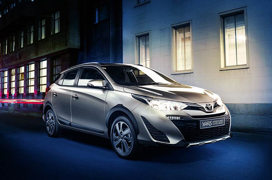 Toyota Yaris Cross image gallery