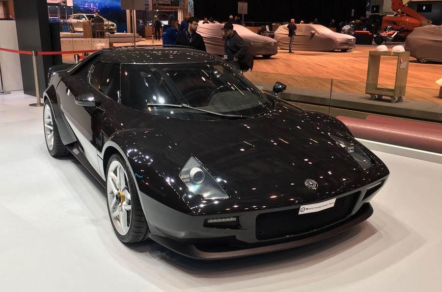 Lancia Stratos homage image gallery