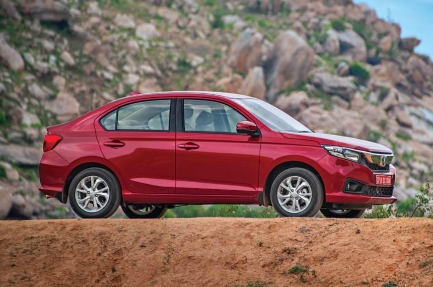 New Honda Amaze image gallery
