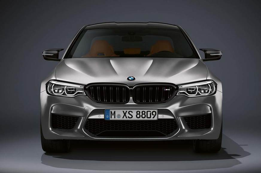 2018 BMW M5 Competition image gallery