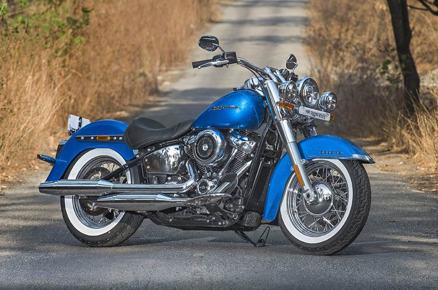 2018 Harley-Davidson Softail Deluxe image gallery