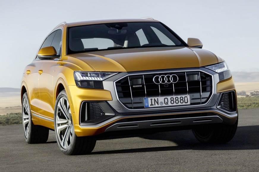 2018 Audi Q8 image gallery
