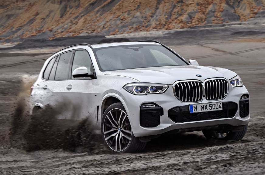 2018 BMW X5 image gallery