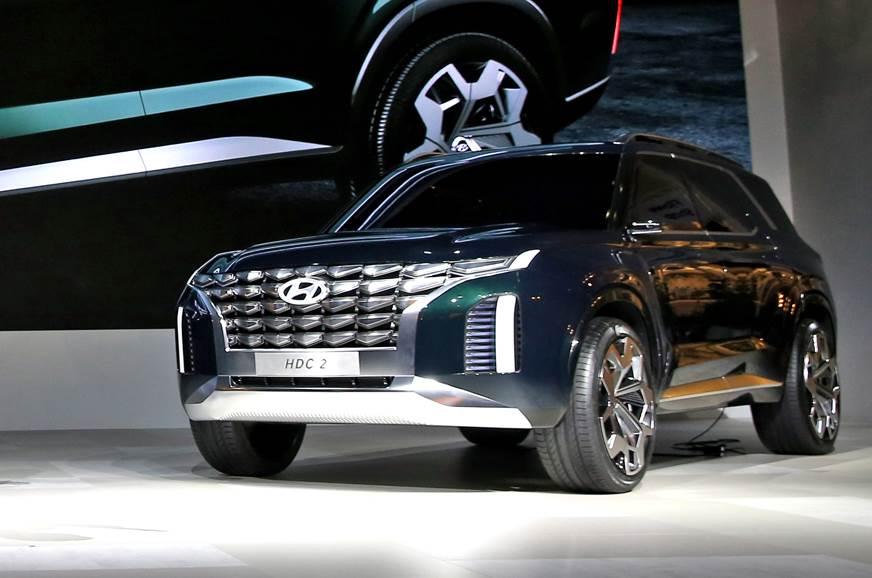 Hyundai HDC-2 Grandmaster concept image gallery