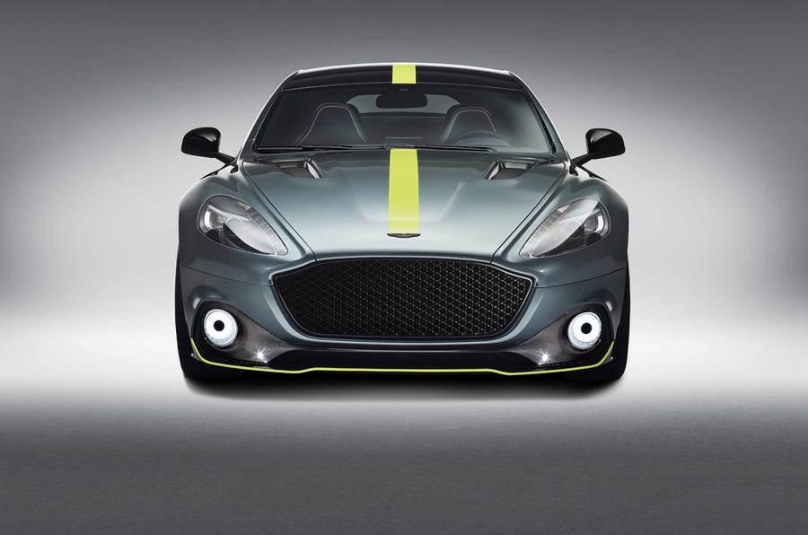 Aston Martin Rapide AMR image gallery