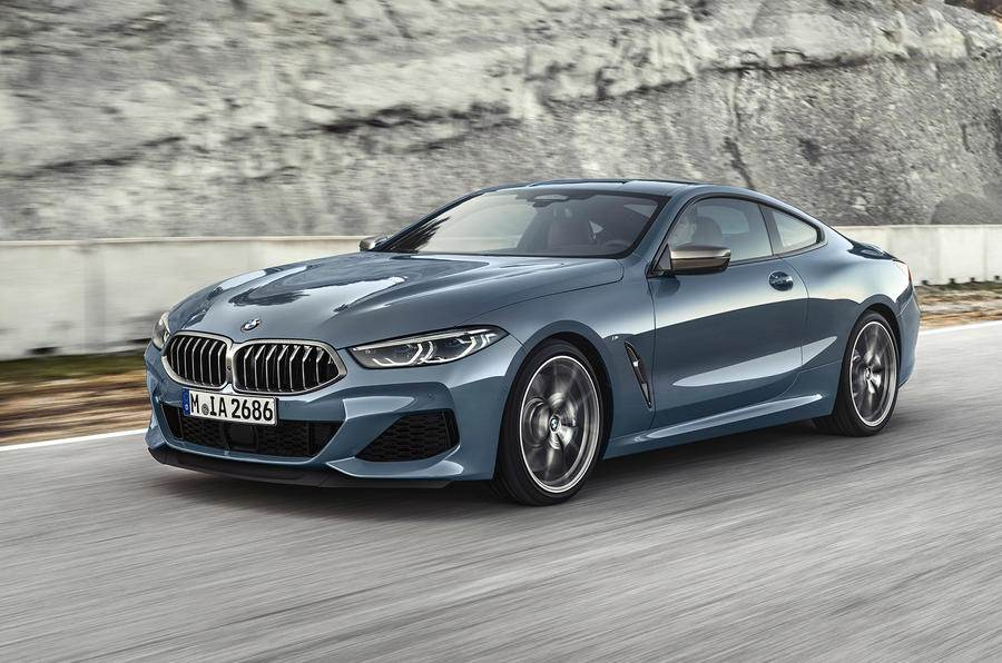 2018 BMW 8-series image gallery