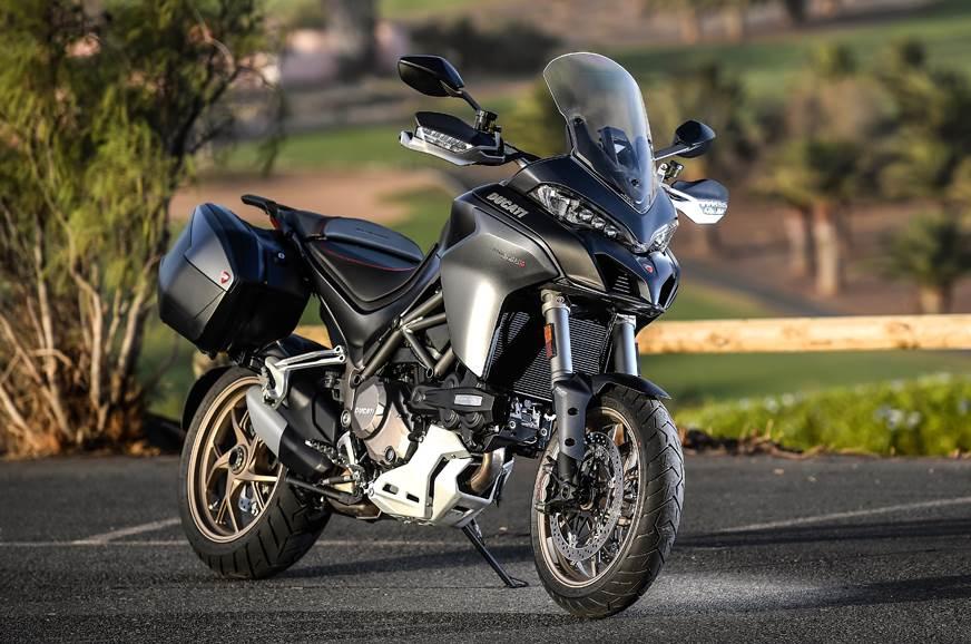 2018 Ducati Multistrada 1260 image gallery