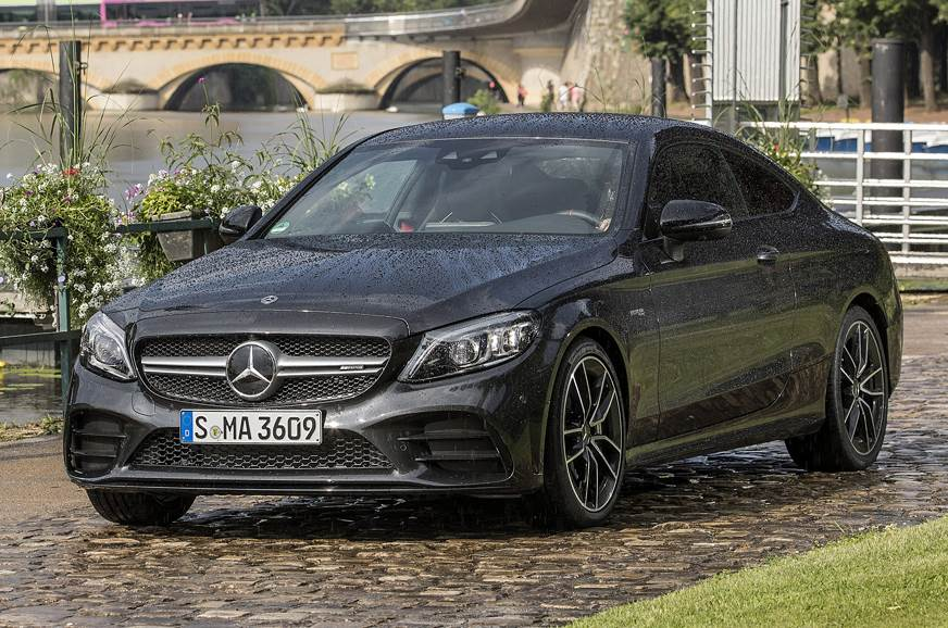 2018 Mercedes-AMG C 43 Coupe image gallery