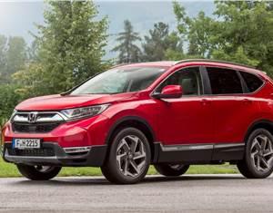 New Honda CR-V image gallery