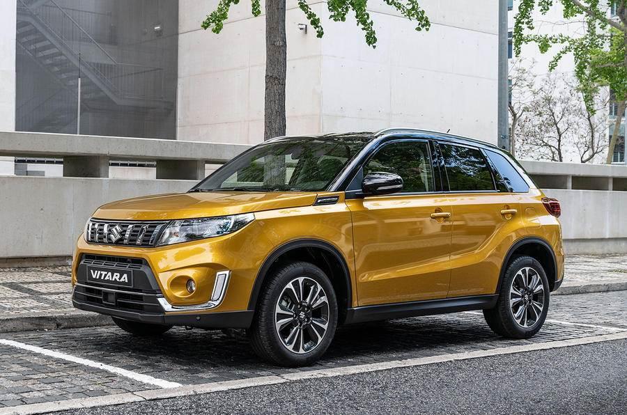 Vitara 2018 Facelift >> 2019 Suzuki Vitara facelift image gallery - Autocar India