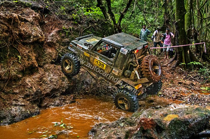 2018 Rainforest Challenge India image gallery