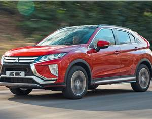 Mitsubishi Eclipse Cross image gallery