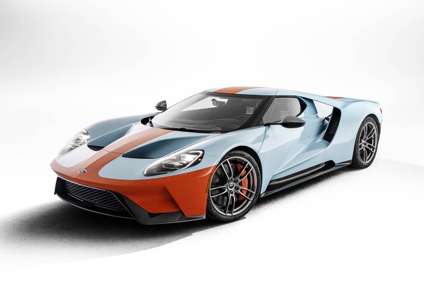 2019 Ford GT Heritage Edition image gallery
