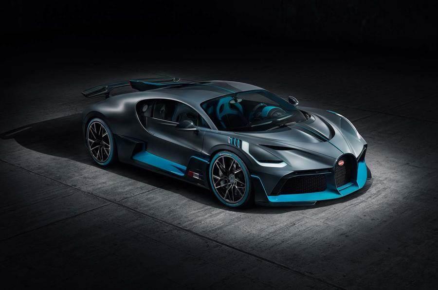 Bugatti Divo image gallery