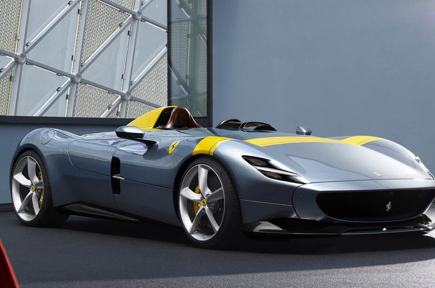 Ferrari Monza SP1 image gallery