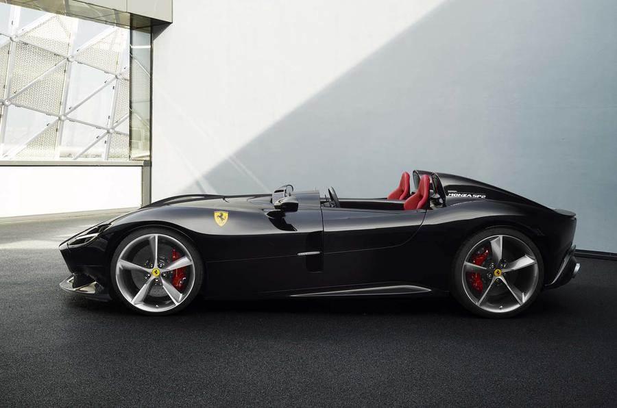 Ferrari Monza SP2 image gallery