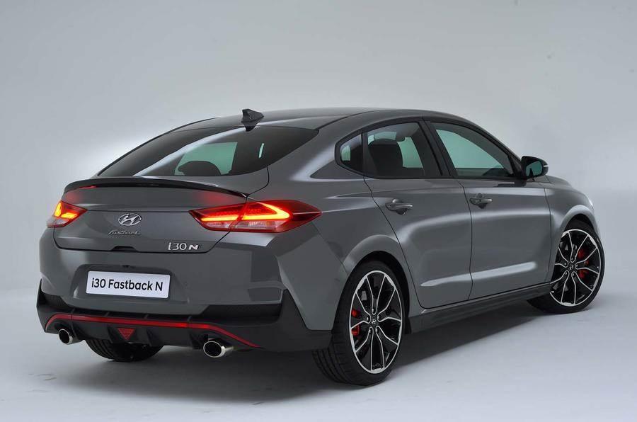 Hyundai i30 Fastback N image gallery