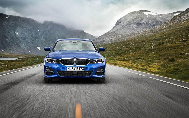 Next-gen BMW 3-series image gallery