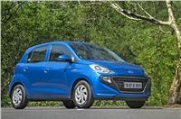2018 Hyundai Santro image gallery