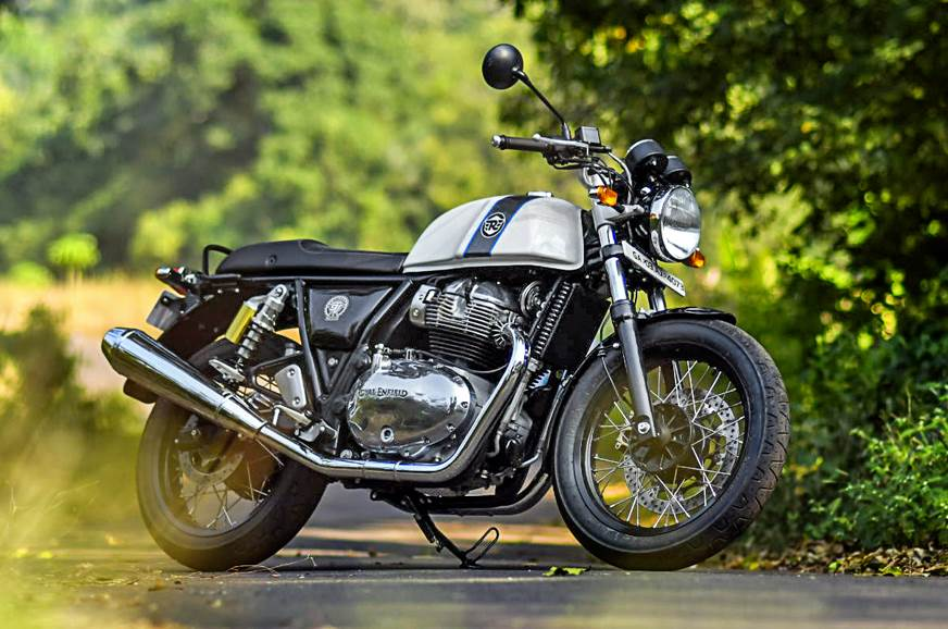 2018 Royal Enfield Continental GT 650 image gallery