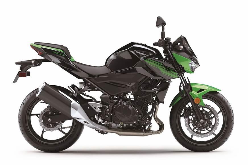 2019 Kawasaki Z400 image gallery