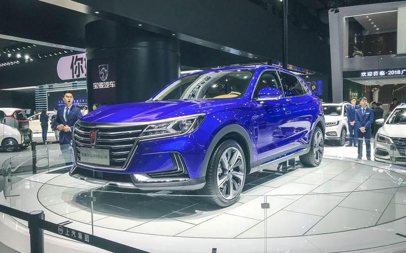 2018 Guangzhou Motor Show image gallery