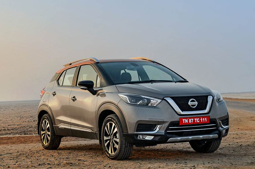 2019 Nissan Kicks India image gallery