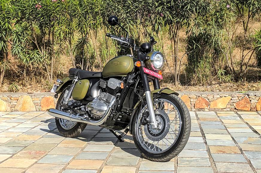 Jawa Forty Two image gallery