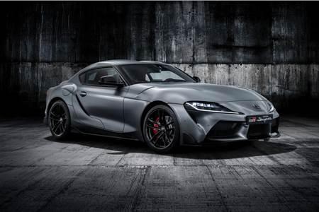 2019 Toyota Supra image gallery