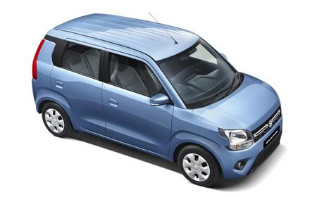 2019 Maruti Suzuki Wagon R image gallery