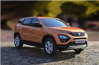 2019 Tata Harrier image gallery