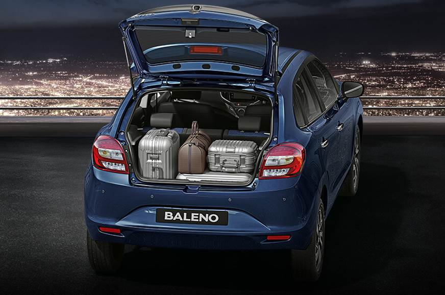 2019 Maruti Suzuki Baleno facelift image gallery - Autocar ...