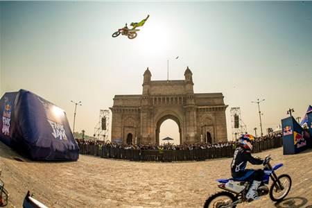 2019 Red Bull FMX Jam Mumbai image gallery