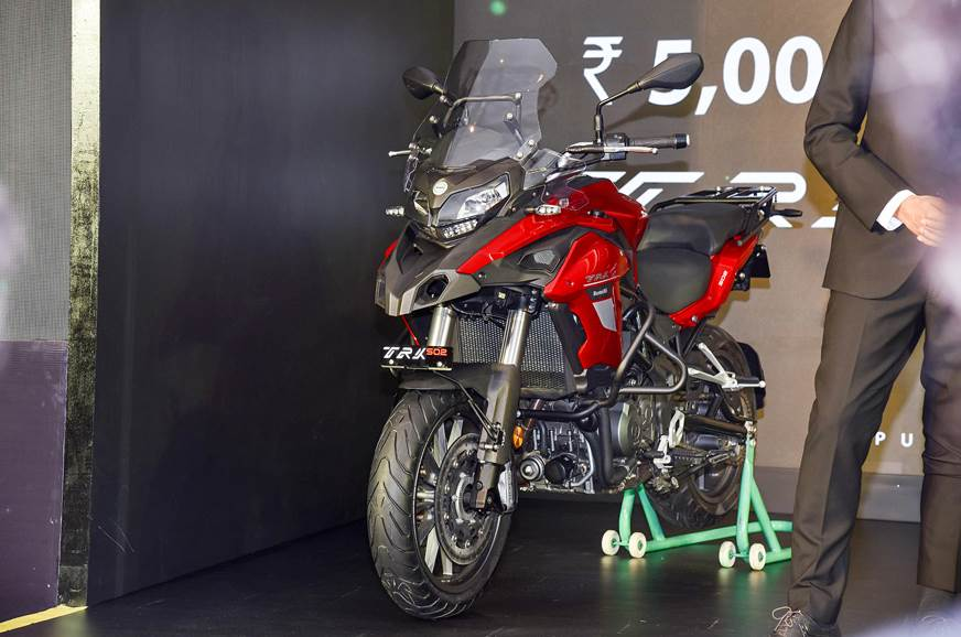 2019 Benelli TRK 502 image gallery