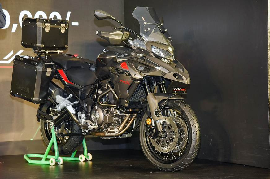 2019 Benelli TRK 502X image gallery