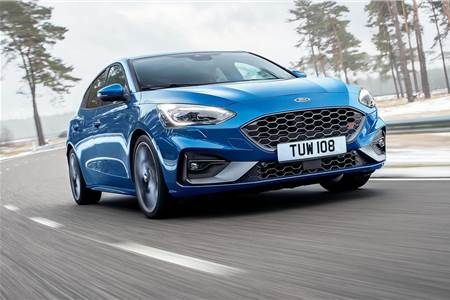 New 2019 Ford Focus ST image gallery