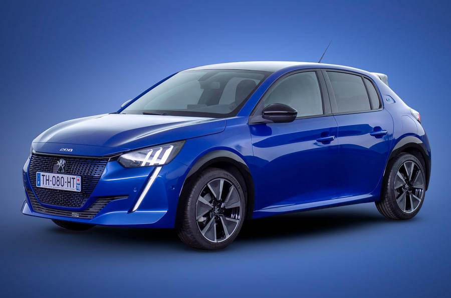 2019 Peugeot 208 image gallery