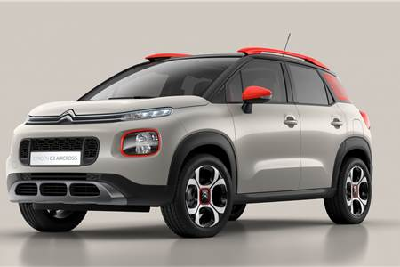 Citroen C3 Aircross image gallery