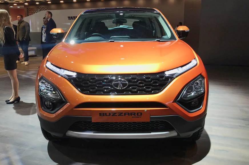 Tata Buzzard Sport SUV image gallery