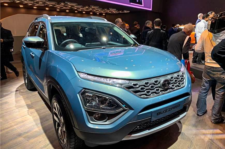 Tata Buzzard SUV image gallery