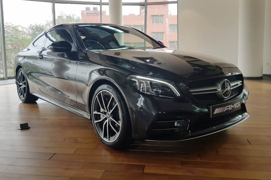 2019 Mercedes-AMG C 43 Coupe image gallery