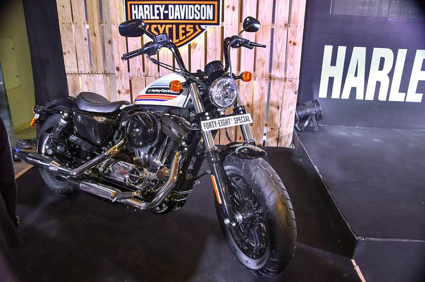 2019 Harley-Davidson Forty Eight Special image gallery