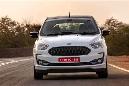 2019 Ford Figo facelift image gallery