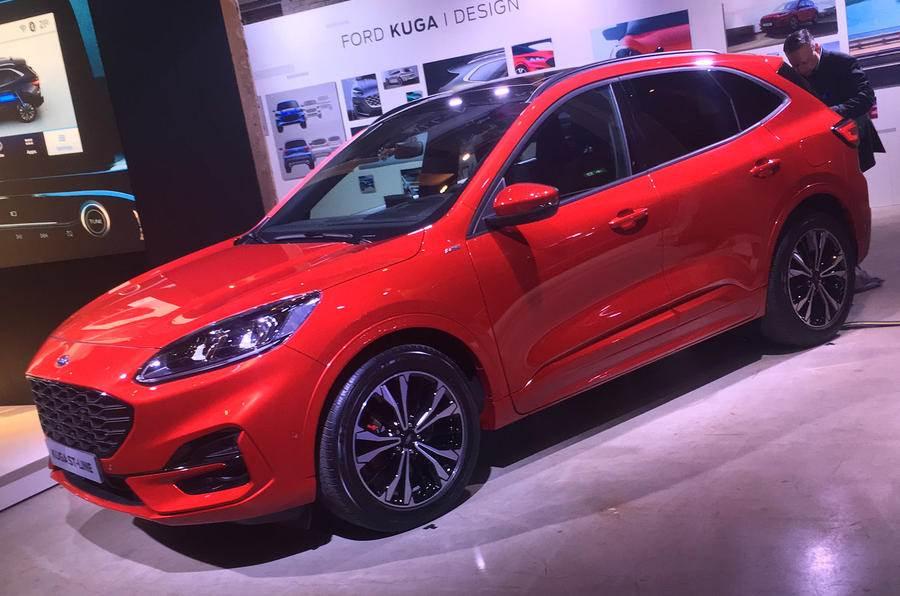 2019 Ford Kuga image gallery