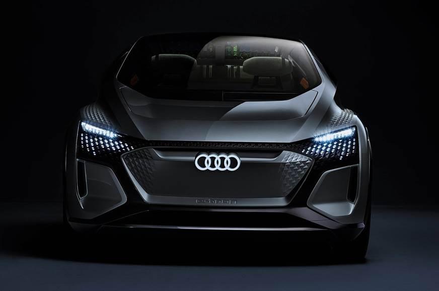 Audi AI:ME concept image gallery