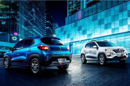Renault City K-ZE image gallery