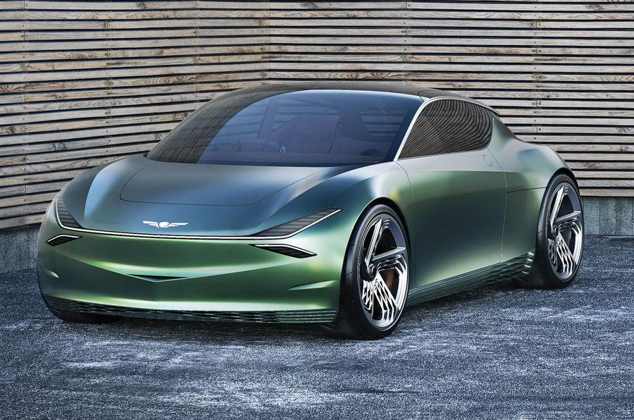 Genesis Mint concept image gallery