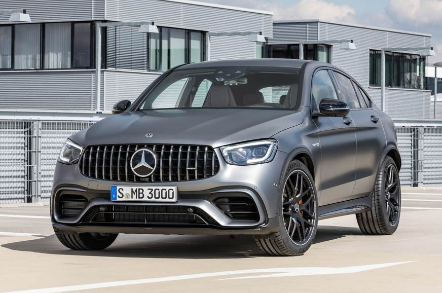 Mercedes-AMG GLC 63 Coupe image gallery