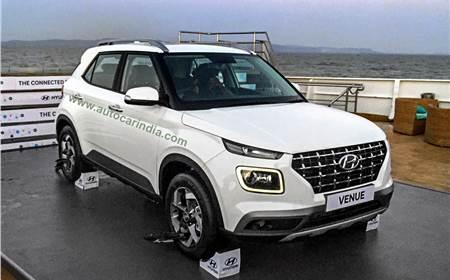Hyundai Venue image gallery