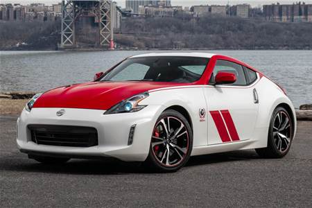 New Nissan 370Z 50th Anniversary Edition image gallery